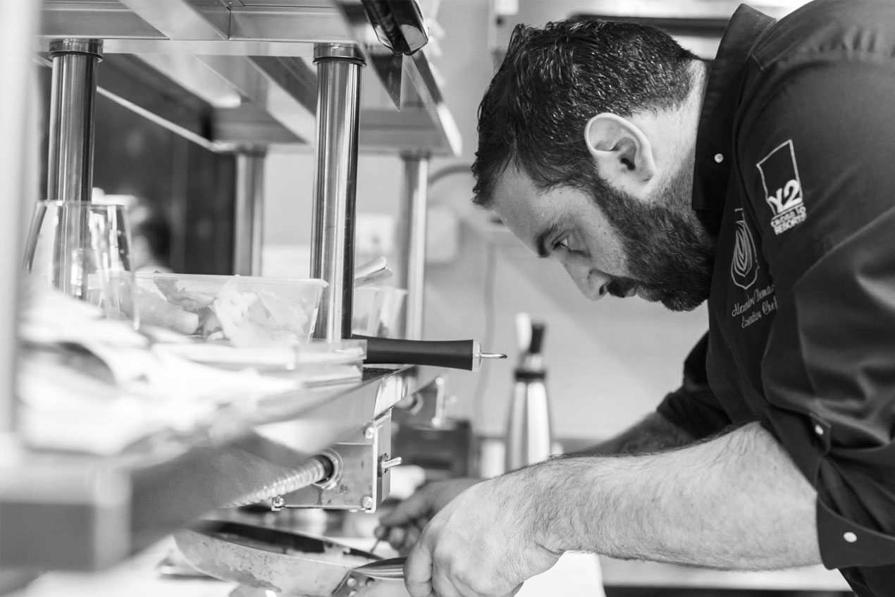 Chef of the Month : Chef Alexandre Demard