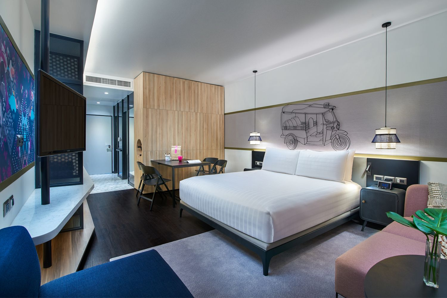 Shama Hub: A New Kind of Serviced Apartment from ONYX