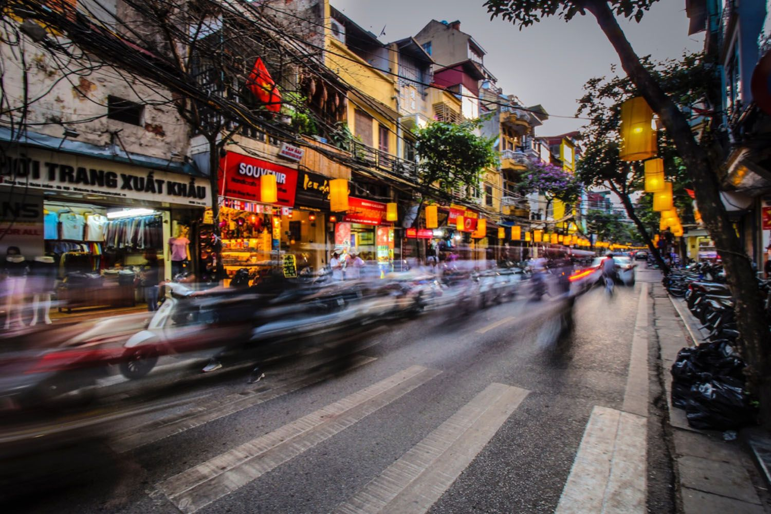 STR Sees Positive Outlook for Hanoi Hotel Industry