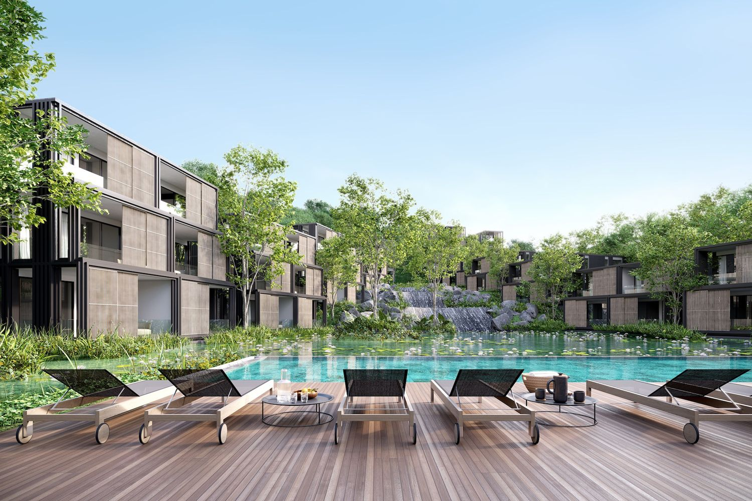 MontAzure Partners with Accor to Bring the First MGallery Residences to Thailand