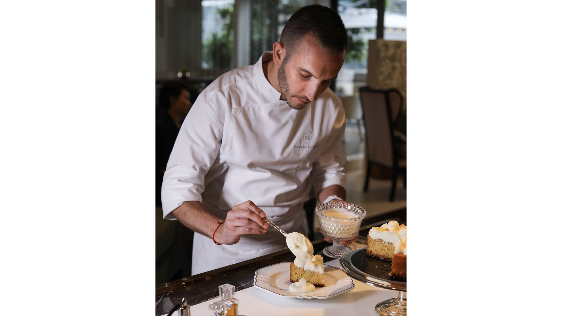 Chef of the month : Florian Couteau