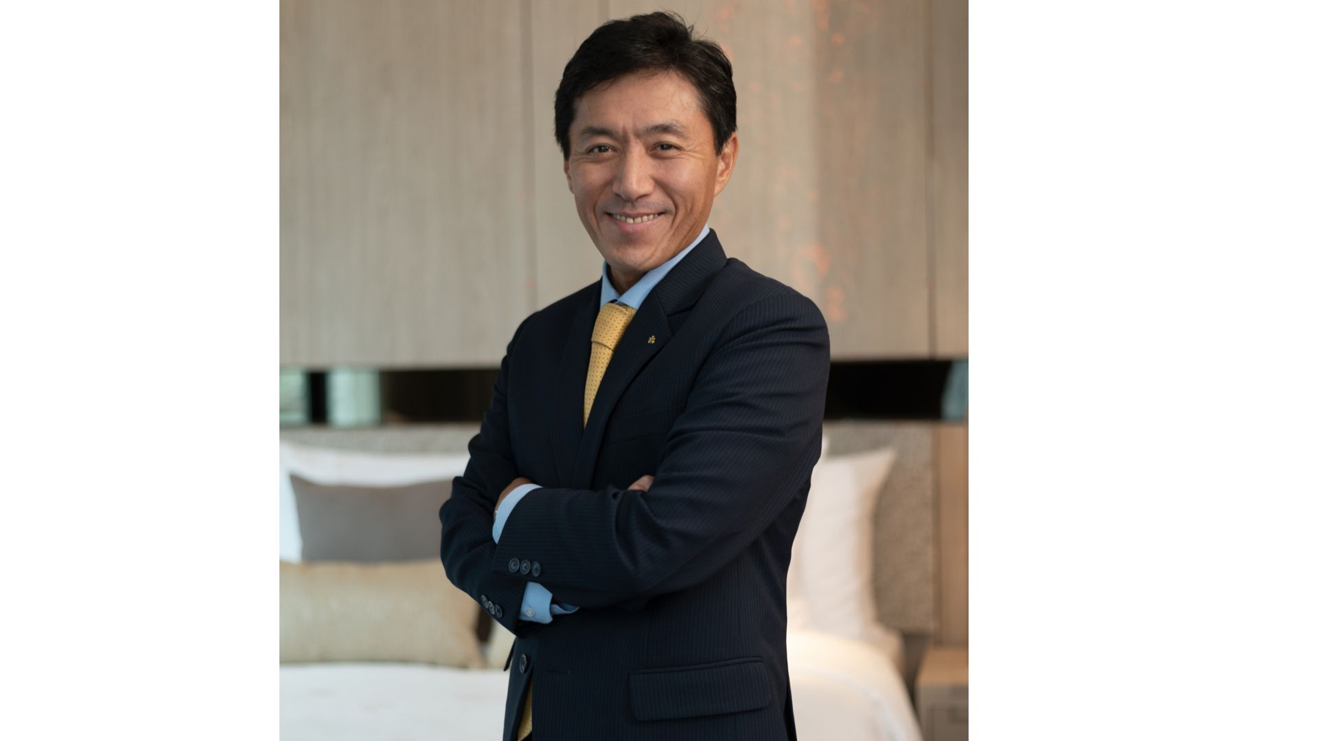 Hotelier of the Month: Jo Sato