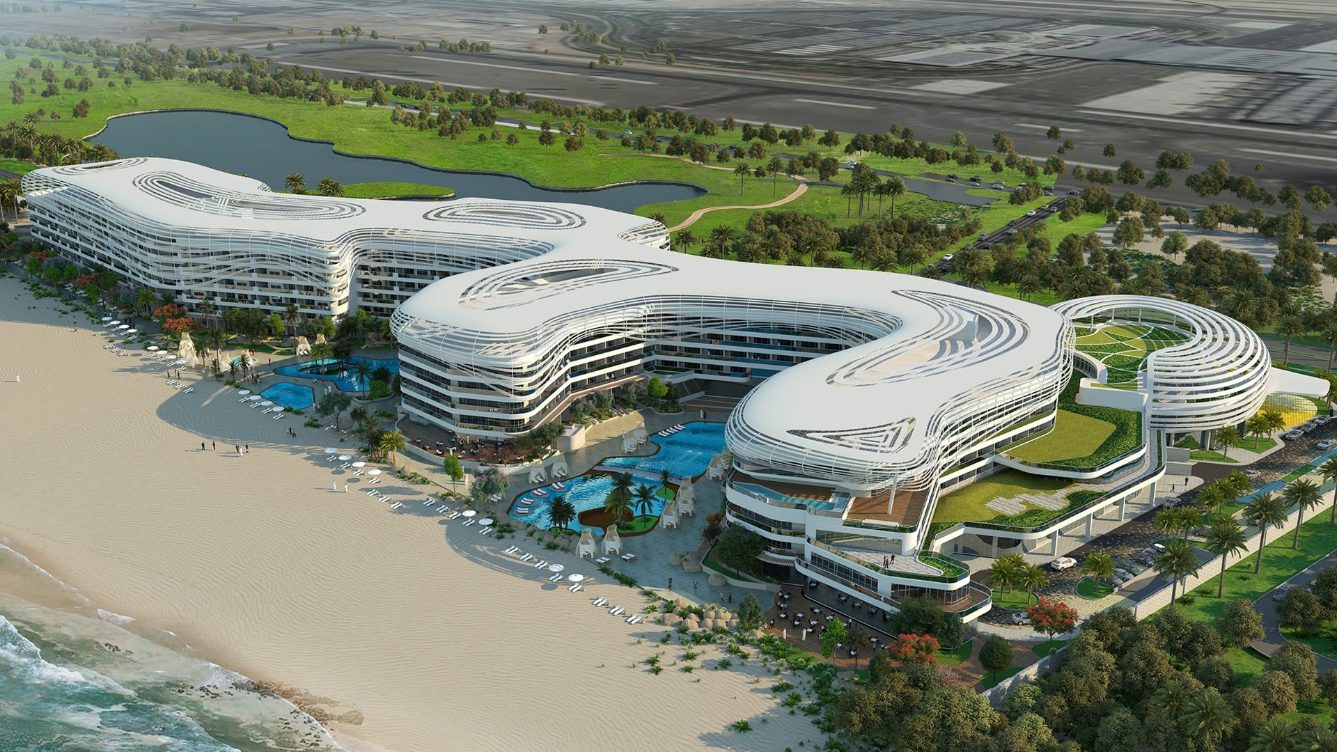 St. Regis Anticipates 271 Rooms and 170 Residences in Muscat