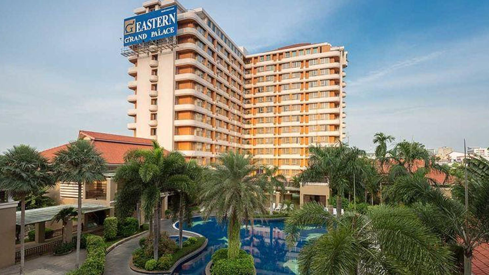 Pragma Hospitality to Manage  349 Key Eastern Grand Palace Hotel Pattaya