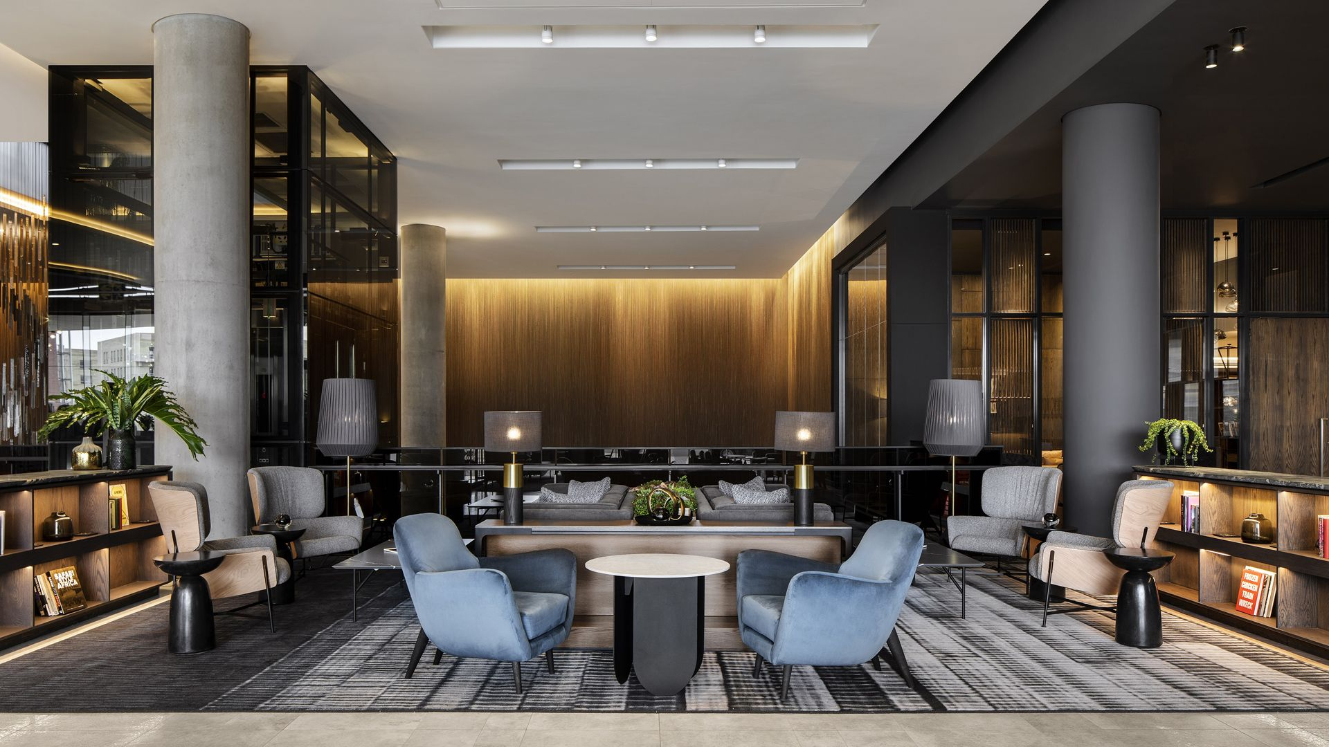 Marriott International Opens Marriott Hotel and First Marriott Executive Apartments in South Africa