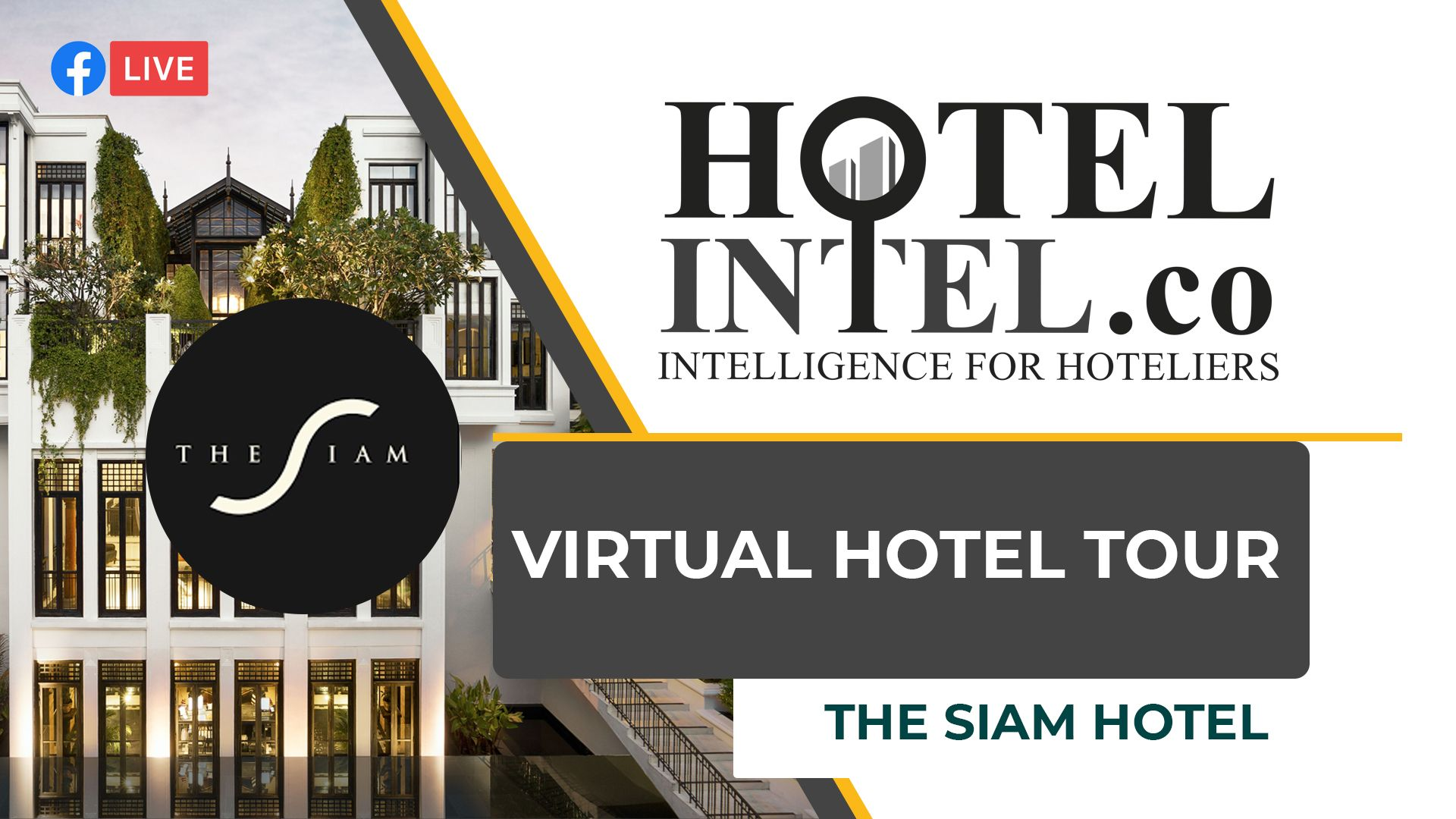 The Siam - Hotelintel.co Virtual Luxury Hotel Tour