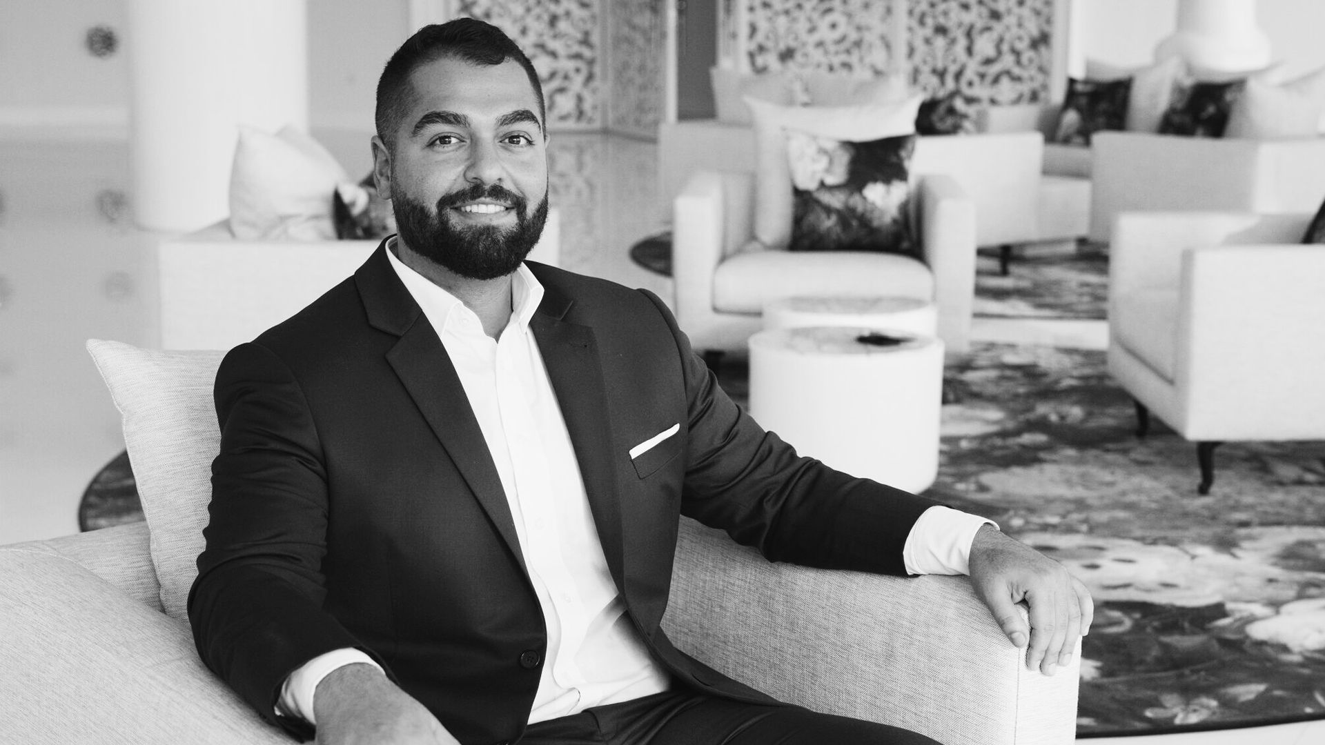 Hotelier of the Month: Milad Badri
