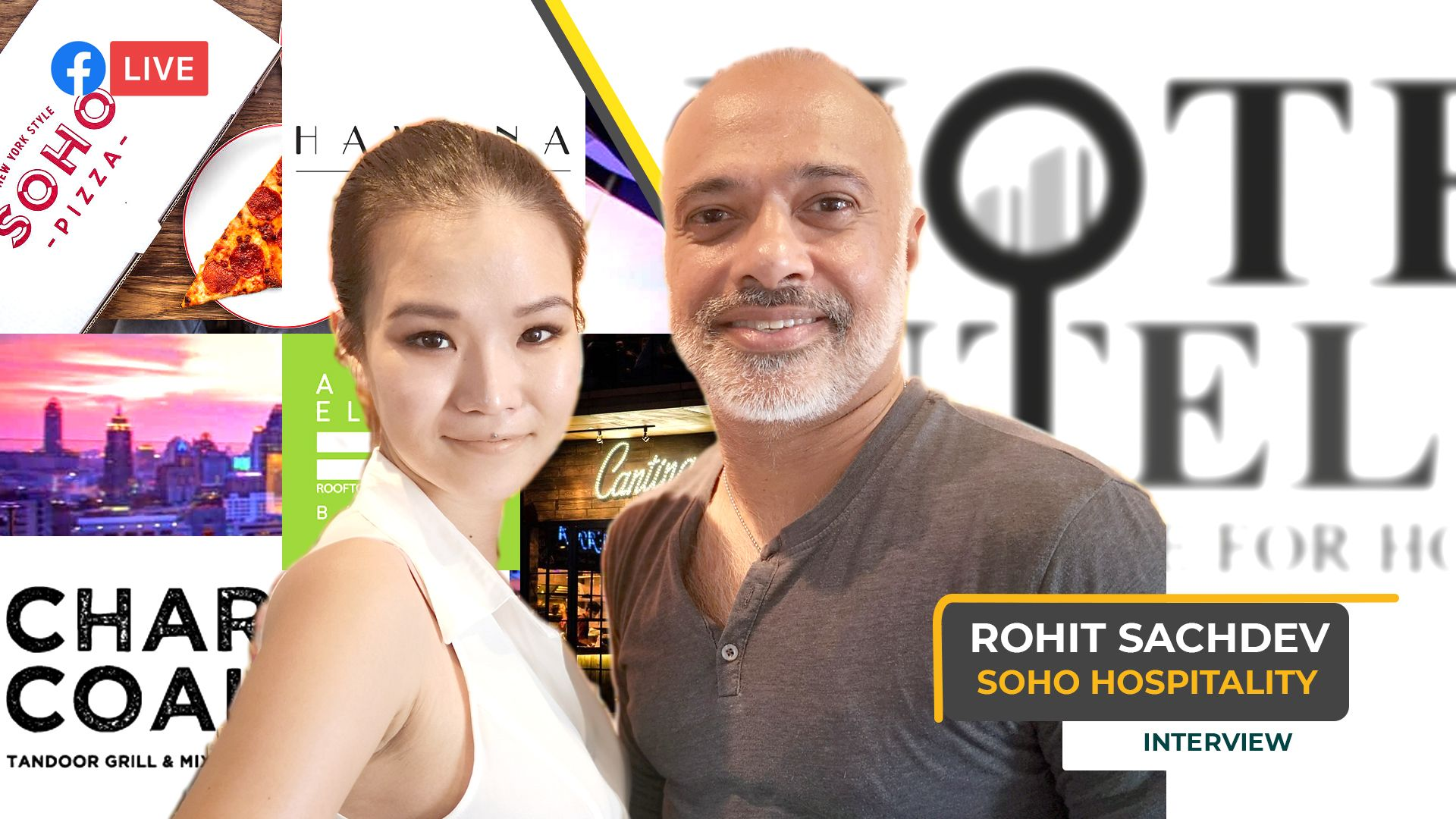 Interview with F&B Visionary Rohit Sachdev SOHO Hospitality