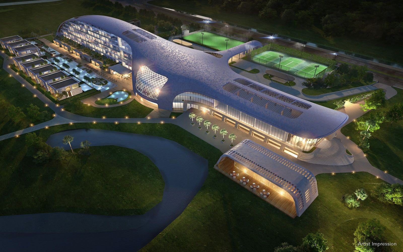 Dusit International Opens its First Hotel in Singapore