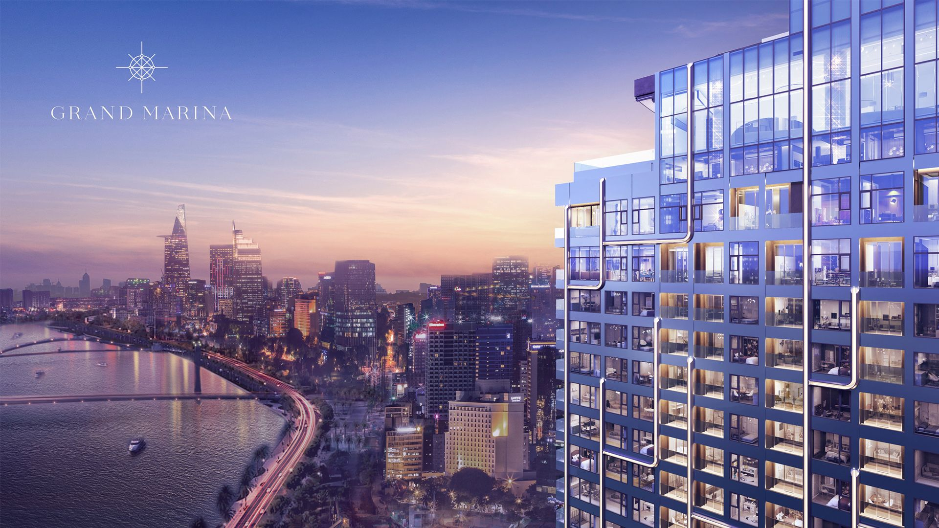 Marriott Signs World's Largest Hotel-Branded Residential Project